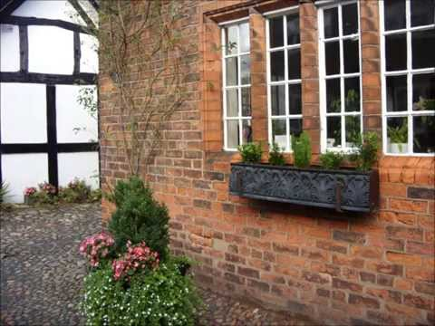 Great Budworth , a picturesque village in Cheshire, England