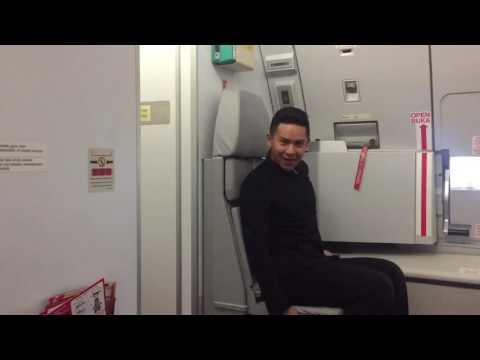 AirAsia Flight Attendant Recreates Toxic Britney Spears Music Video