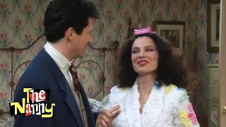 Fran and Maxwell Have An Awkward Conversation! | The Nanny