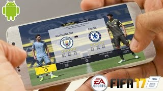 FIFA 17 Android Emulator PS4 Gameplay Remote Play Streamed