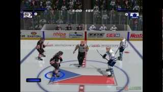 NHL Hitz 2003 - Gameplay PS2 HD 720P