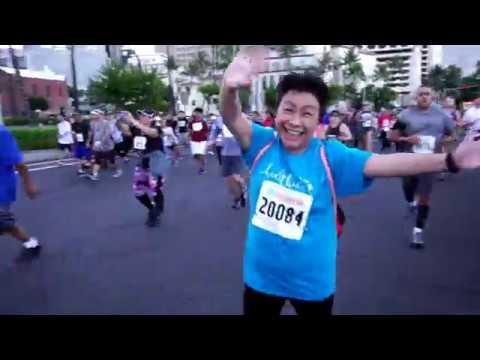 Hawaii's Great Aloha Run