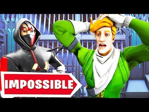 Fortnite IMPOSSIBLE PRISON BREAK With Lachlan & Boomer!