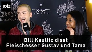 Bill Kaulitz disst Gustav und Tama (3/5)