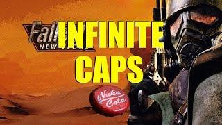 Fallout: New Vegas - Infinite Caps Glitch/Exploit (PS3/XBOX/PC) 2018