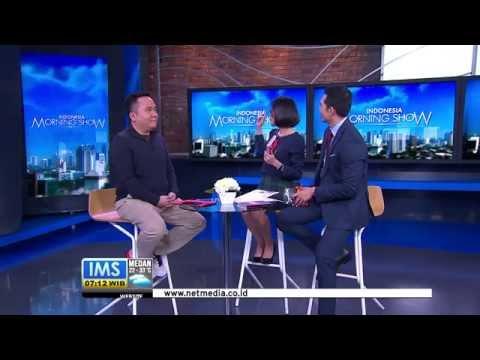 Membahas Passion dalam Bekerja Bersama Rene Suhardono - IMS