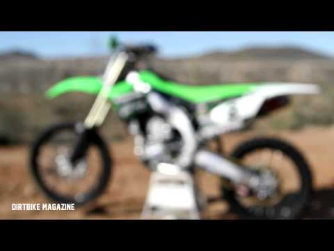Dirtbike Magazine Tech Tips featuring Destry Abbott-Bike Setup