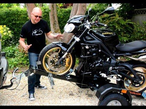 Motolug Motorcycle Trailer Review