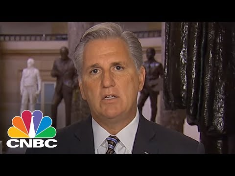 Representative Kevin McCarthy: First principle Of Tax Reform Is To Be Fair  CNBC