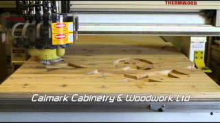 Calmark Cabinetry Thermwood Cnc