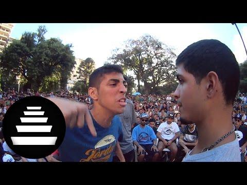 NACHO vs AFRITO vs ZETA vs KATANA - 8vos (Pretemporada 2vs2 2017) - El Quinto Escalón