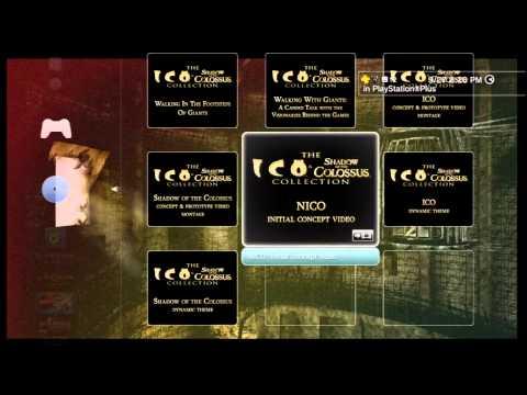 Ico & Shadow of the Colossus Bonus Content