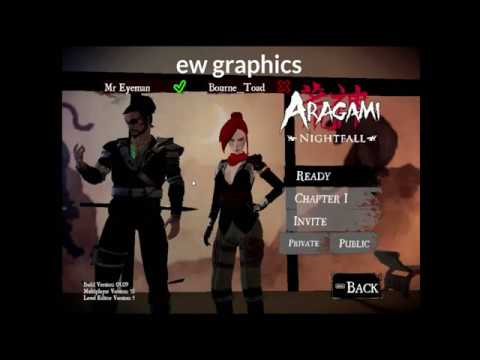 Aragami: Nightfall [Part One] |