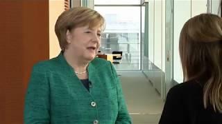 Die Kanzlerin direkt - Merkel ist stolz auf Soldaten im Ausland (11.12.2017)