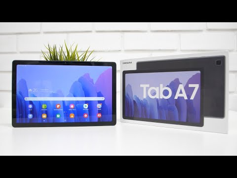 Samsung Galaxy Tab A7 (2020) A Good Budget Android Tablet