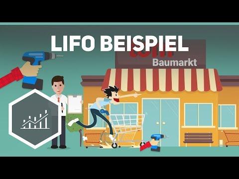 LIFO-Verfahren am einfachen Beispiel erklärt – Rechnungswesen ● Gehe auf SIMPLECLUB.DE/GO