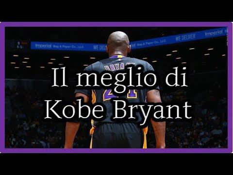 Kobe Bryant ❝THE BEST❞│Flavio Tranquillo reaction/commento live delle migliori giocate di Kobe!