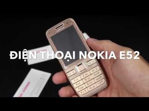 [MINHDUCSHOP.COM] - Điện Thoại Nokia E52 Sành Điệu