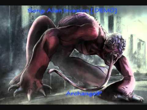 【Original Song WIP】Alien Invasion 【Archangel】-Instrumental-
