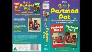 Download Video Postman Pat: 2 on 1 (1996 UK VHS) MP3 3GP MP4