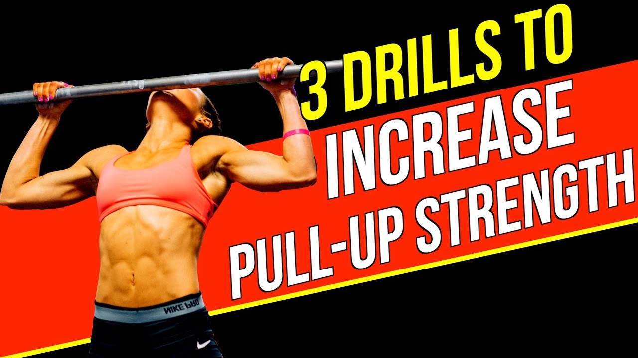 How to do more pull ups crossfit