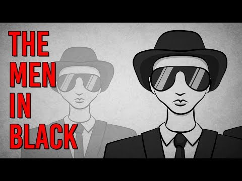 Men in Black - Scary Story Time // Something Scary | Snarled