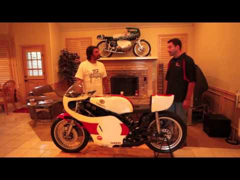 Mark Peterson Vintage Motorcycle Collection - Interviewed by LEGAL SPEEDING