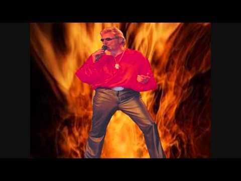 karaoke allumer le feu johnny hallyday vs pascal