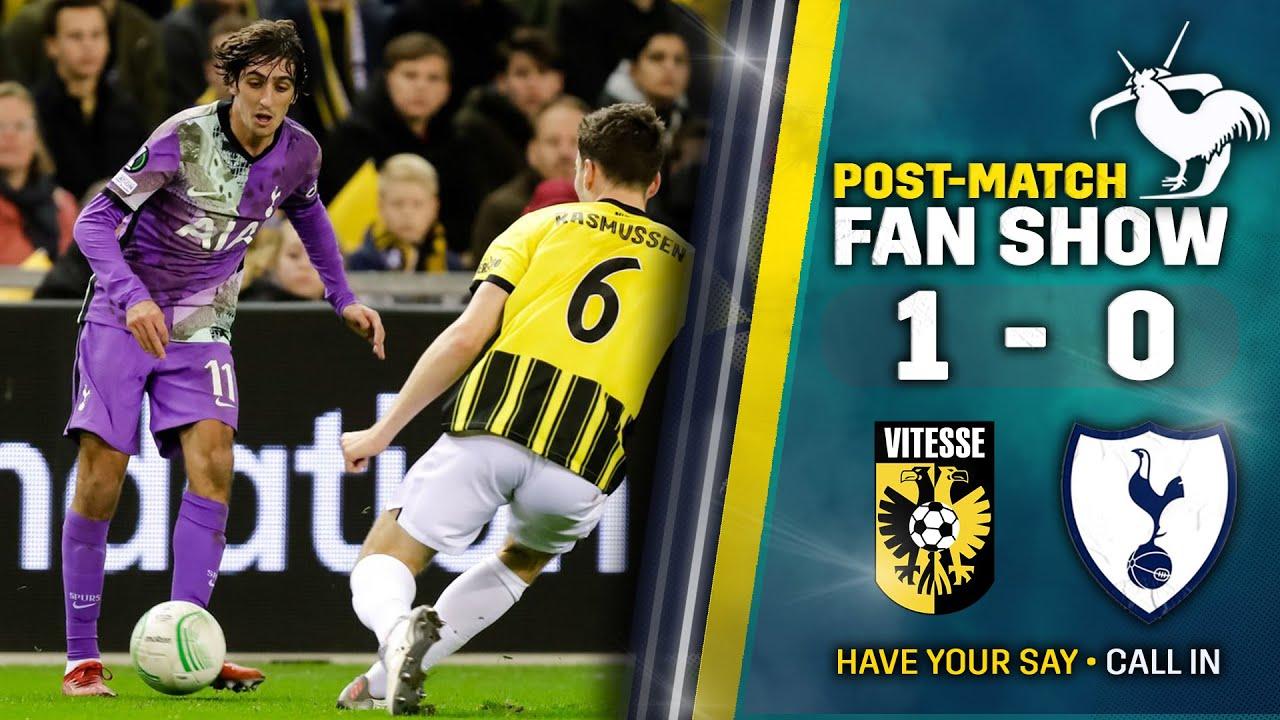 Download Vitesse Vs Tottenham • Europa Conference League [POST-MATCH FAN SHOW]