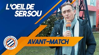 VIDEO: Avant-match avec Sersou avant #MHSCSMC !