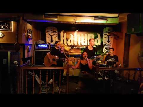 Kahuna - Whats up - Live im Broderick Elmshorn