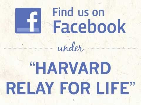 Walk the Walk!  Join the 2011 Relay For Life of Harvard University!