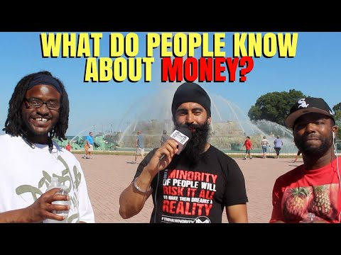 Exposing Financial Illiteracy | What Do You Know About Money? Minority Mindset - Jaspreet Singh