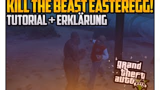 GTA 5 - NEUES EXTREM GROSSES EASTEREGG GELÖST! KILL THE BEAST TUTORIAL!