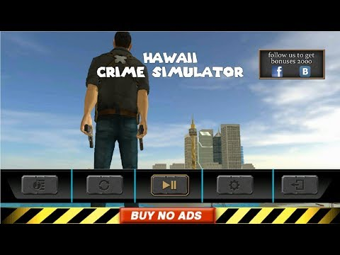 ► Hawaii Crime Simulator | Android Gameplay