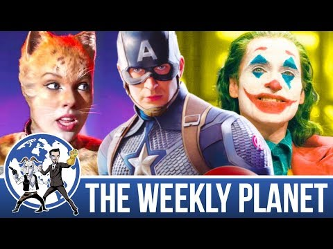 Best & Worst Of 2019 - The Weekly Planet Podcast