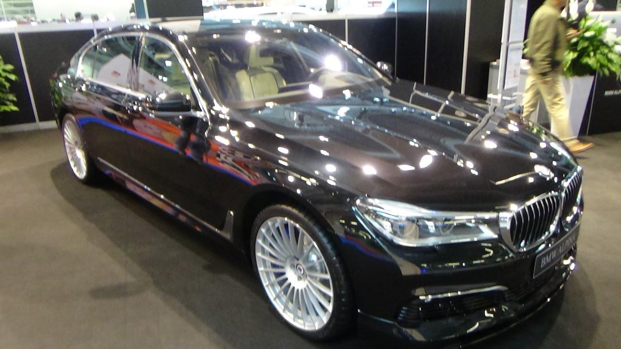 BMW Alpina B Biturbo Zürich Car Show YouTube - 2018 alpina b7 for sale