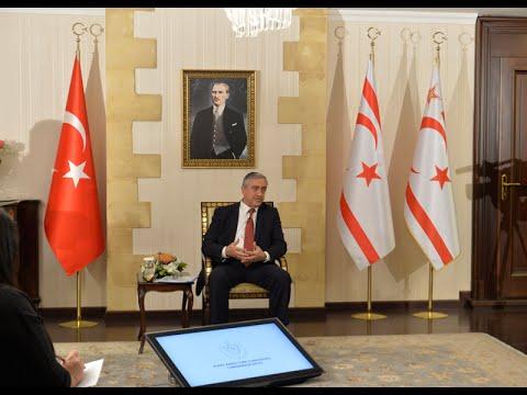 CB AKINCI - Kbrıs Türk televizyonlarının ortak canlı yayın programı 1. Bölüm