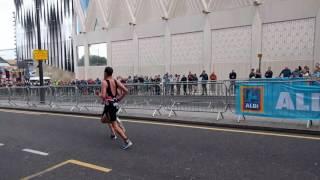 The Brownlees at world triathlon Leeds.