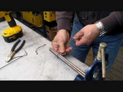 Bale Wire Twister | How To Twist Wires Without Pliers K Wire Twister Youtube