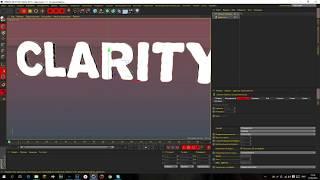 ТУТОРИАЛ: КАК СДЕЛАТЬ КРАСИВЫЙ 3D ТЕКСТ / How to make 3D text