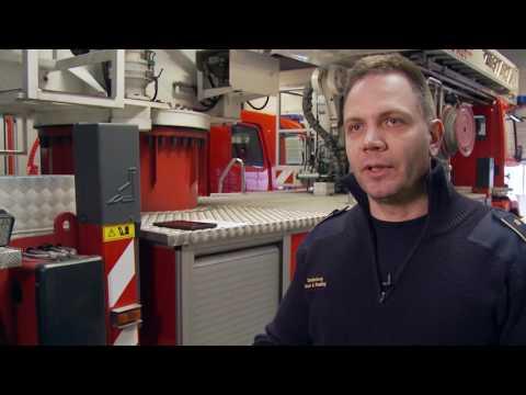 Sønderborg Brand og Redning anvender iKontrol til serviceeftersyn af brandmateriel