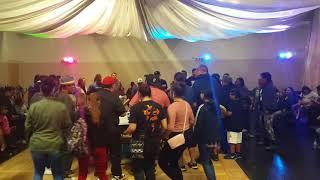 Albuquerque Community Round Dance April 27 2018 Clip 11