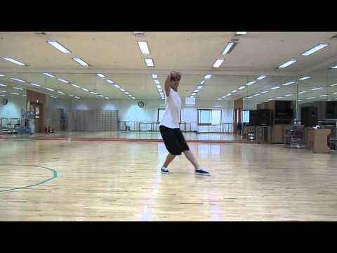 Count On Me - Bruno Mars Choreography By D.Y