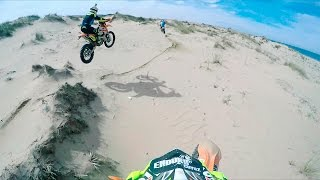 Sea, Sun, Sand and Enduro