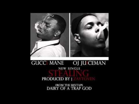 Gucci Mane - Feat Oj Da Juiceman - Stealing (Official Instrumental)