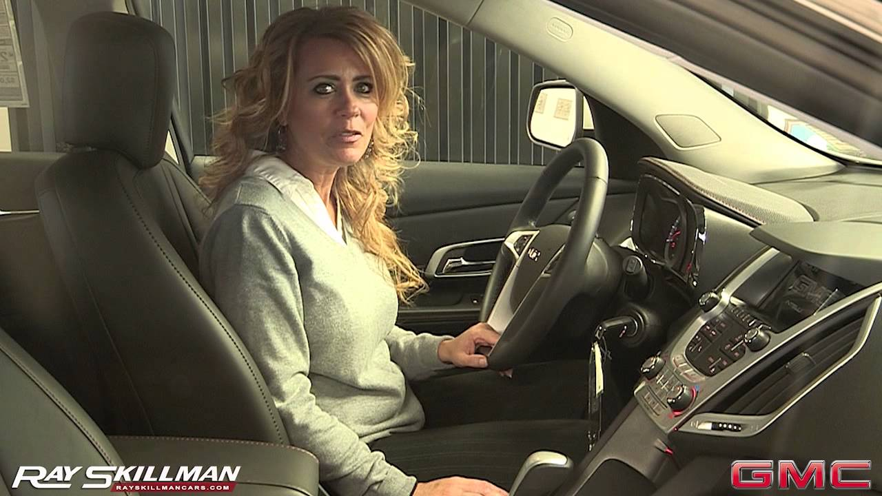 Gmc Terrain Denali >> Ray Skillman GMC - Terrain Walkaround - YouTube