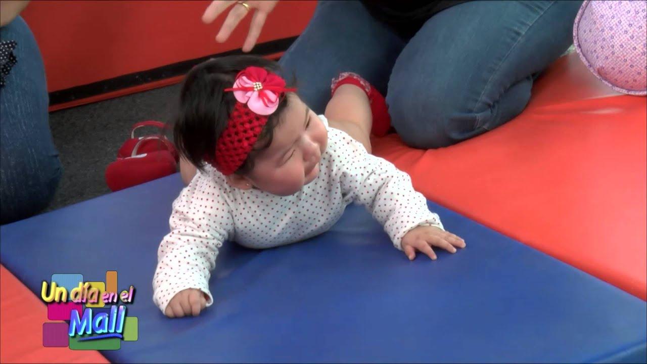 ejercicios para bebes con hipotonia muscular