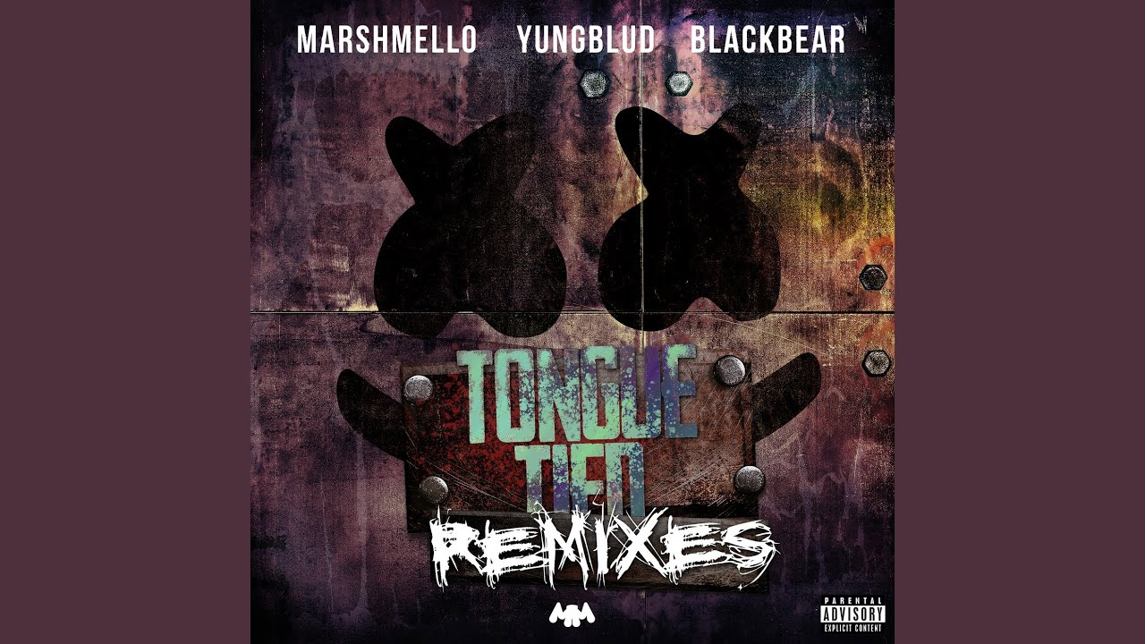 Marshmello · YUNGBLUD · blackbear - Tongue Tied (Near x Far Remix)