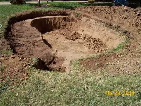1 800 gallon koi pond eco system build under for How to build a koi pond on a budget